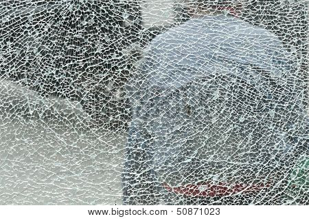 Craked Glass