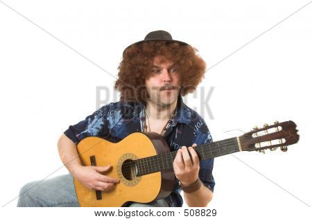 Crazy Guitarman