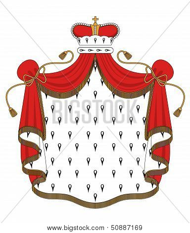 Royal mantle