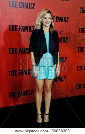 NEW YORK-SEP 10: Lindsey Gort attends