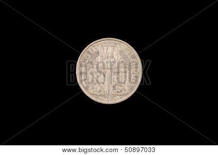 Old Begian Franc