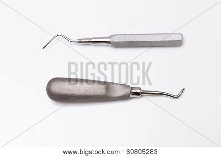 Dental Tools In Dental Clinic