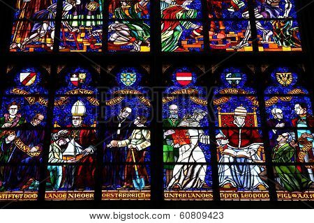 Vienna Stained Glass