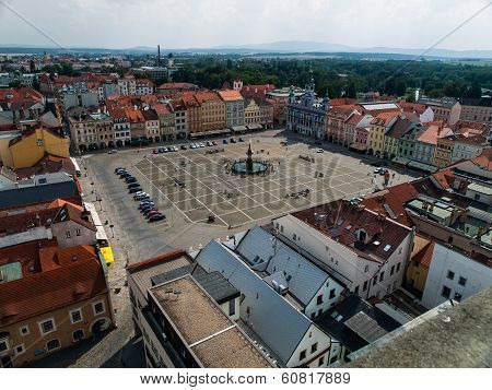 Historic Centre Of Ceske Budejovice (Czech Republic)