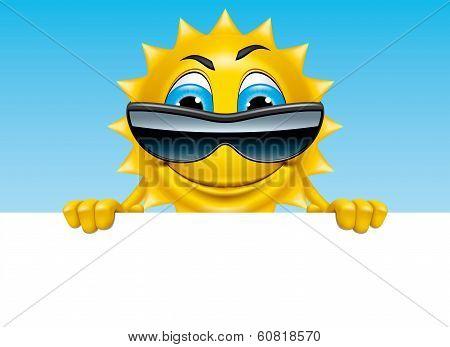 Sun Banner