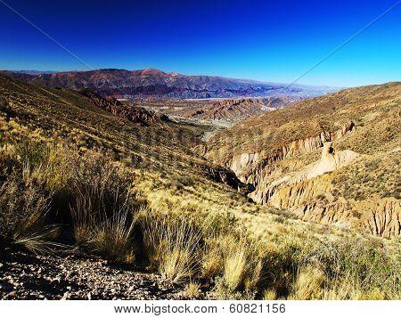 Landscape Near Tupiza