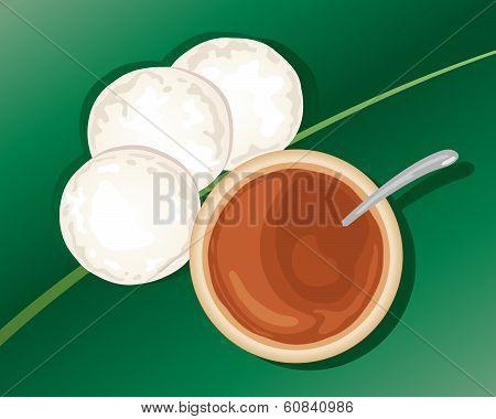 Idly Breakfast