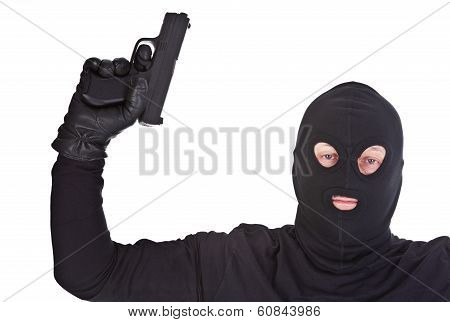 Bandit With Gun