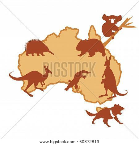 Australis with animals