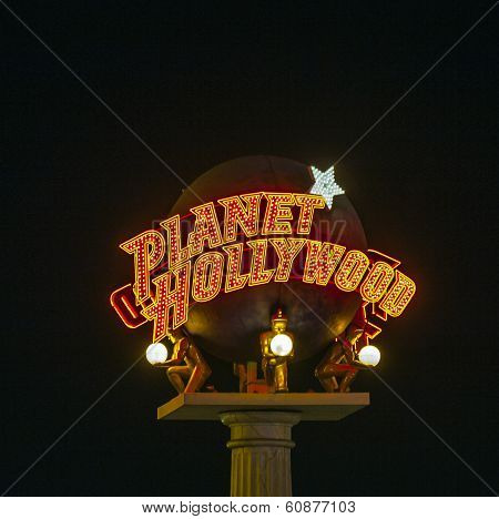 The Planet Hollywood Resort And Casino