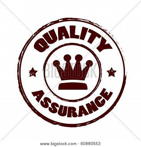 Quality Assurance Stamp