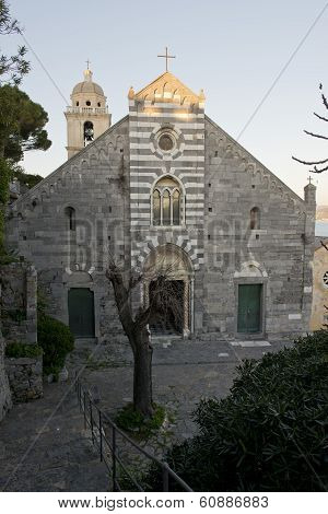 Church Of San Lorenzo In Portovenere