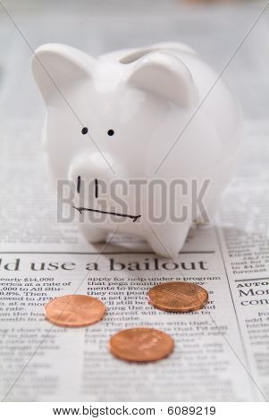 Piggy Bank Bailout