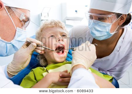 Inspection Of Oral Cavity