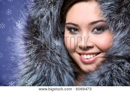 Female In Furs