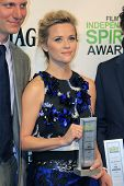 LOS ANGELES - MAR 1:  Reese Witherspoon at the Film Independent Spirit Awards at Tent on the Beach o