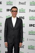 LOS ANGELES - MAR 1:  Fred Armisen at the Film Independent Spirit Awards at Tent on the Beach on Mar