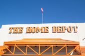 JACKSONVILLE, FL-MARCH 1, 2014: A Home Depot store in Jacksonville. The Home Depot is the largest ho