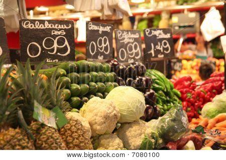 Cauliflower Pineapple And Zucchini