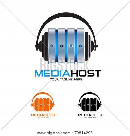 MediaHost Logo