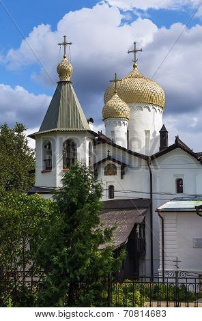Churches Of St. Philip And St. Nicholas, Veliky Novgorod