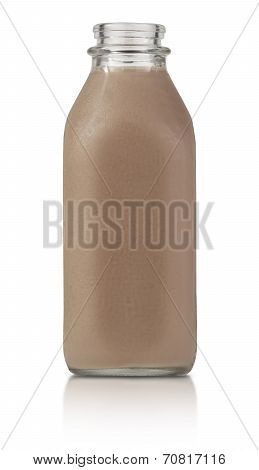 Full Quart Of Chocolate Milk