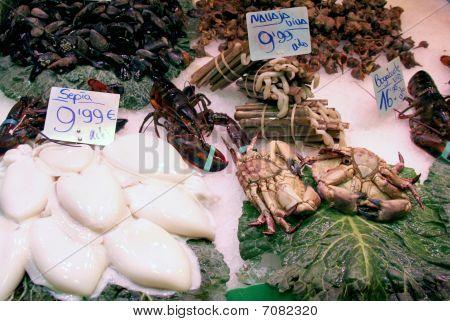 Seafood On Foodmarket
