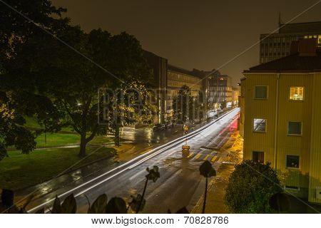 Wet Sundsvall