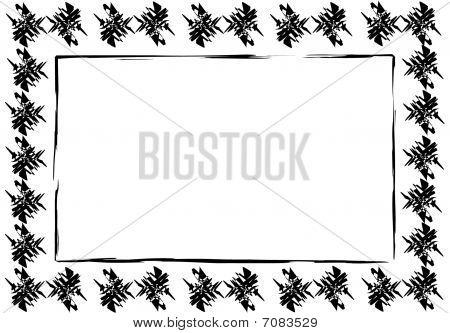 Black Frame or Background