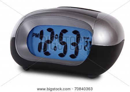 Modern Alarm Clock Multi-colour.
