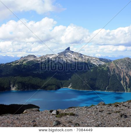 Black Tusk And Garibaldi Lake