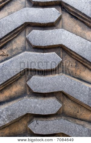 Heavy Duty Tire Tread