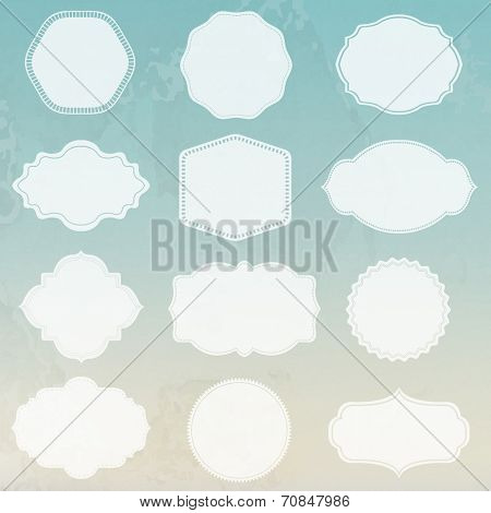 Sunburst Grunge Background, With Gradient Mesh, Vector Illustration