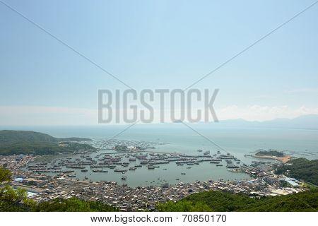 Harbor YangJiang China