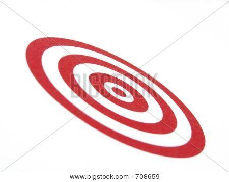 Red Bullseye