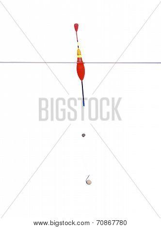 Bobber With A Hook