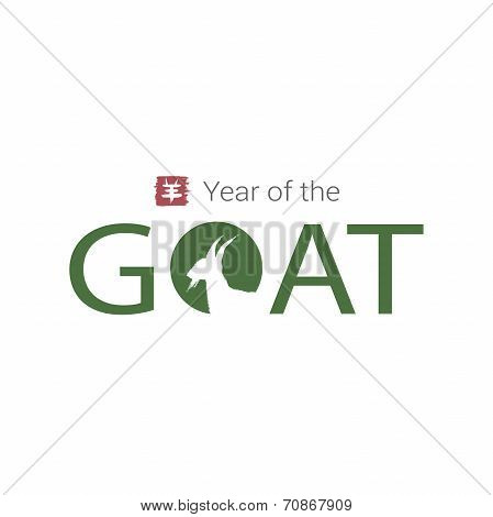 Chinese Lunar Year of the Goat.