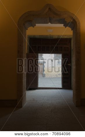 Stone Entrance (1)