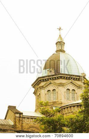 The Manila Metropolitan Cathedral-basilica, Manila