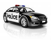 pic of police  - Police Car - JPG