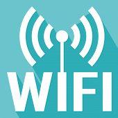 Постер, плакат: Wifi Icon