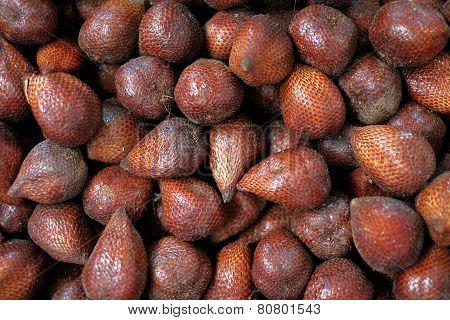 Zalacca fruits