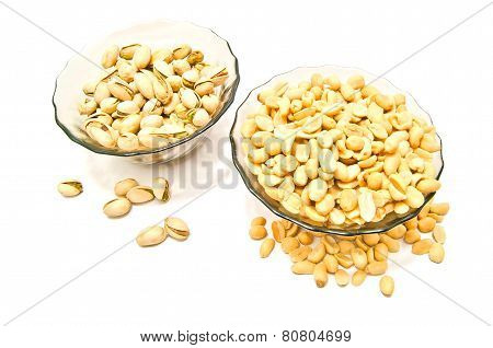 Two Plate With Different Nuts