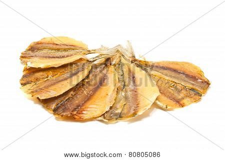Slices Of Smoked Fish