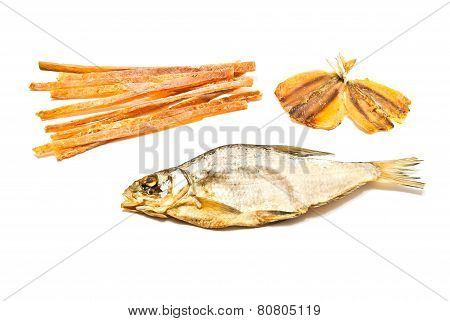 Stockfish And Fish Strips