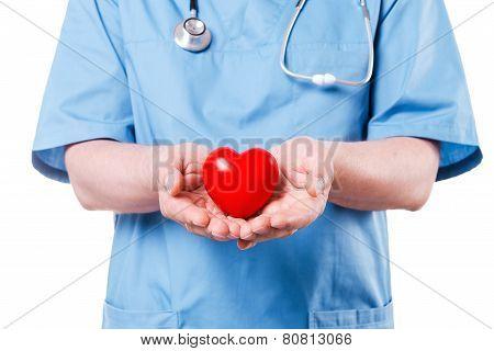 Your Heart Is In Good Hands.