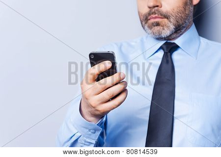 Typing Business Messages.