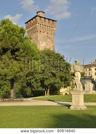 The Castello Tower