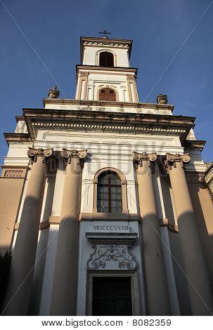 Church In Veszprem