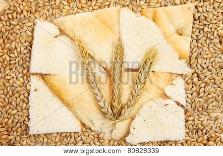 Wheat And Bread